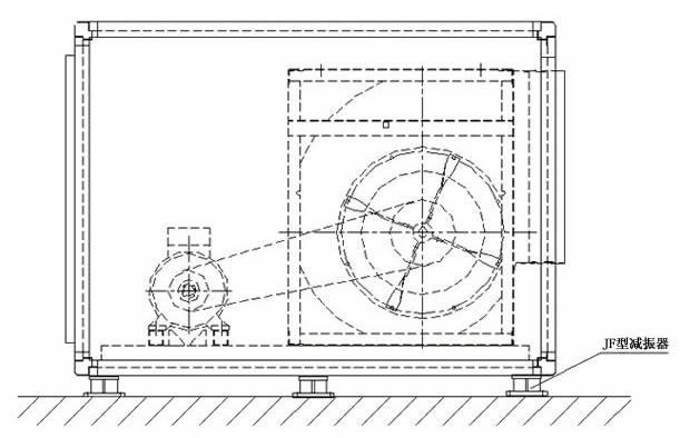 水泵基座橡胶减震器