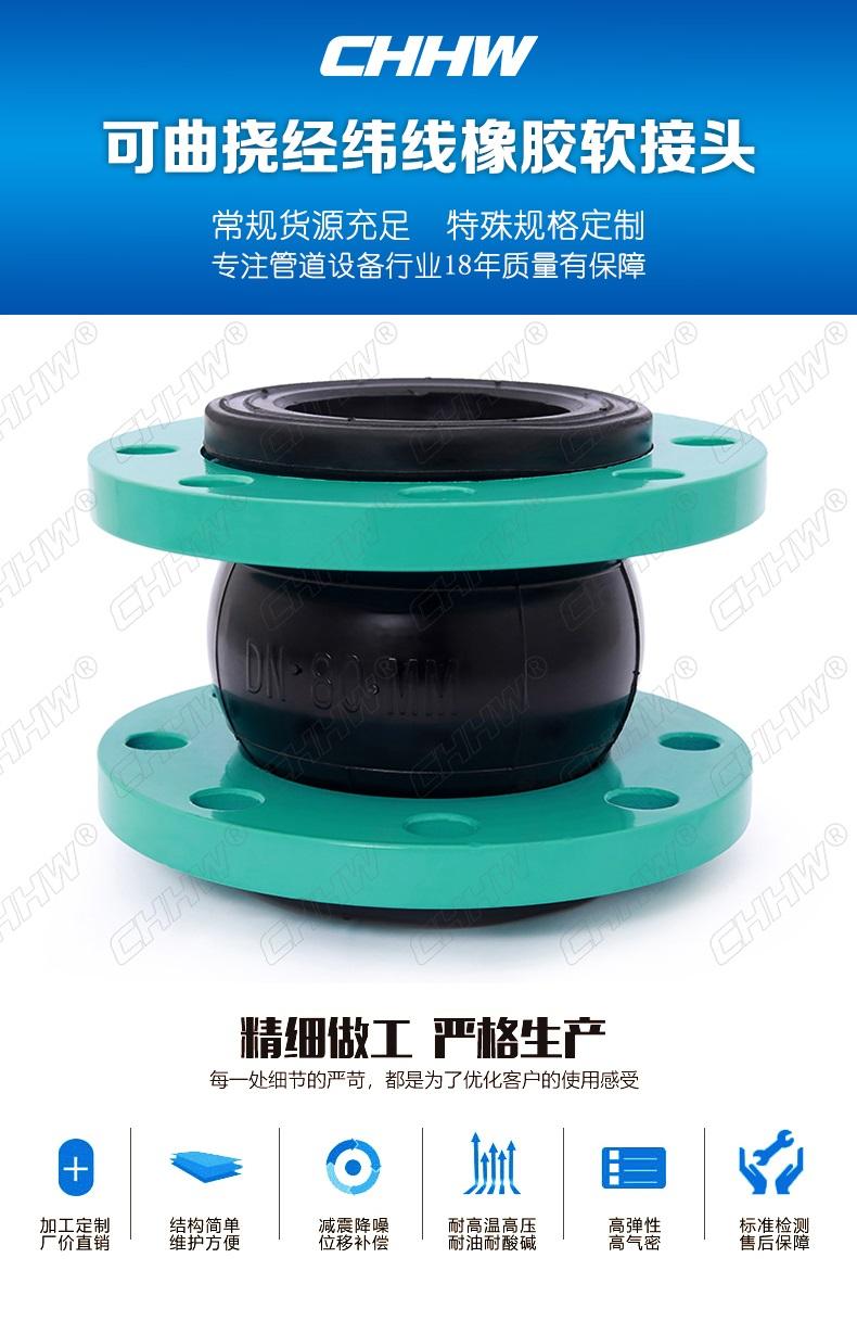 橡胶接头产品介绍图