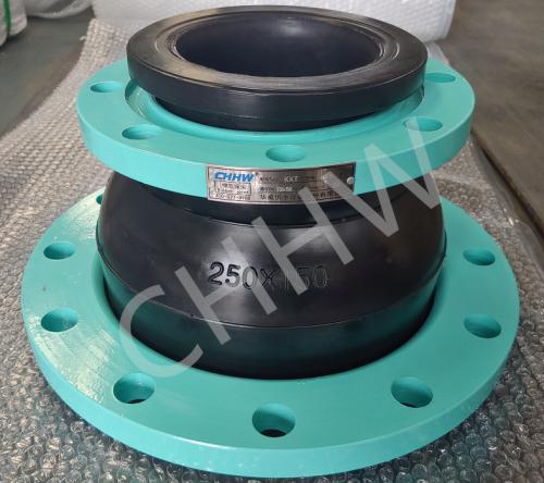 可曲挠异径橡胶软接头价格(图文)