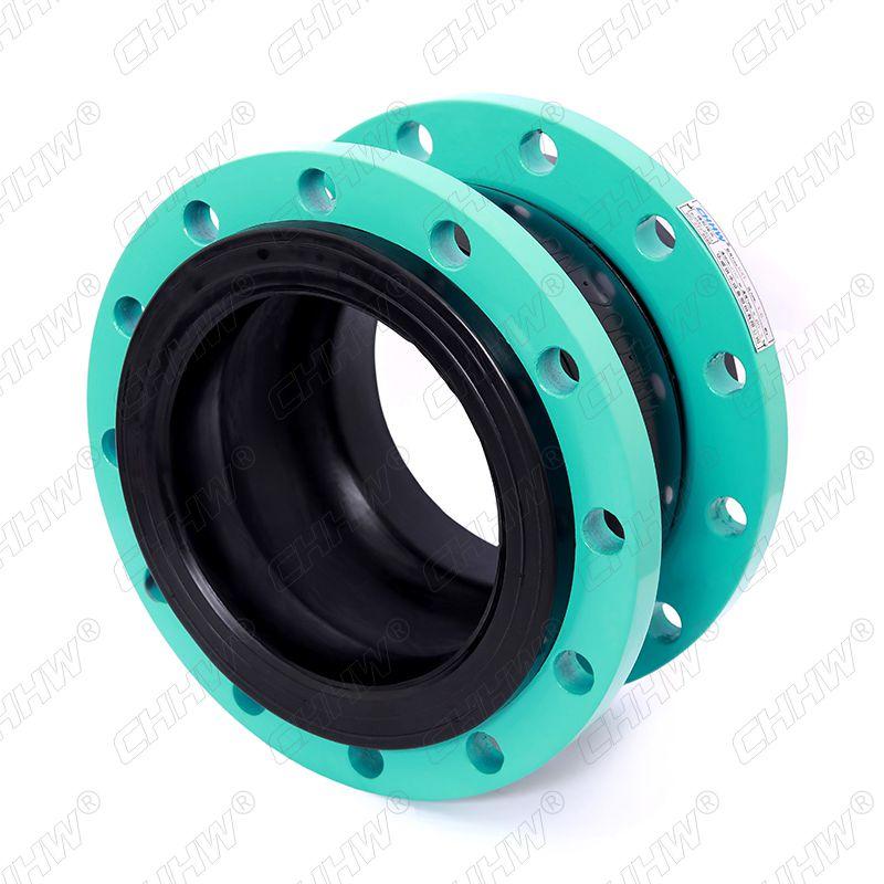 KXT型DN500单球体可曲挠橡胶接头